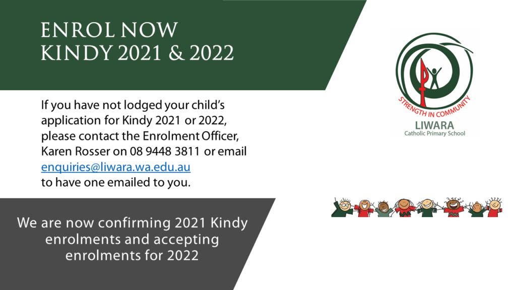 Kindy Enrolments1