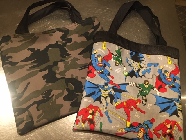 Library bags 2