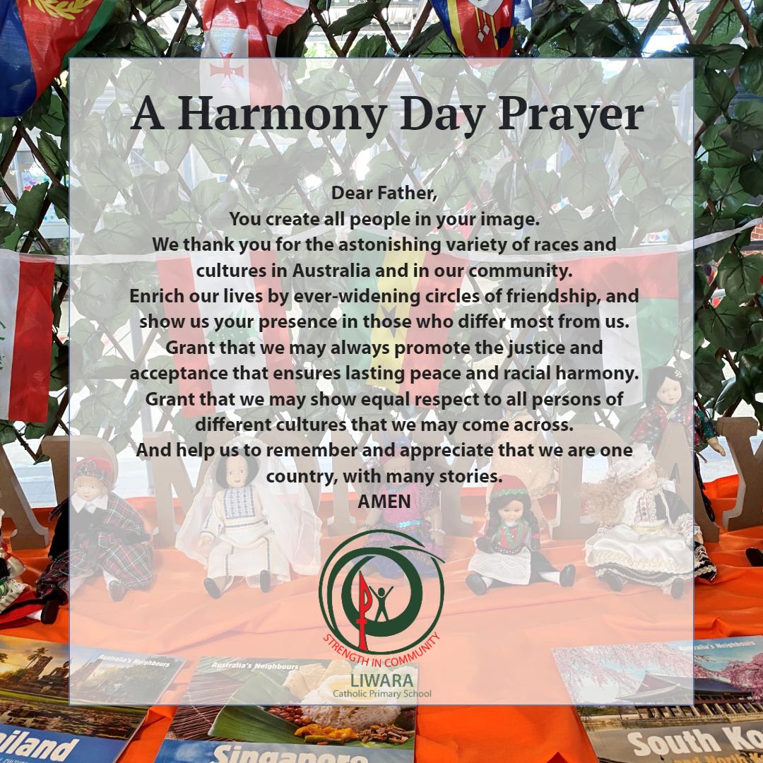 NL - Harmony Day