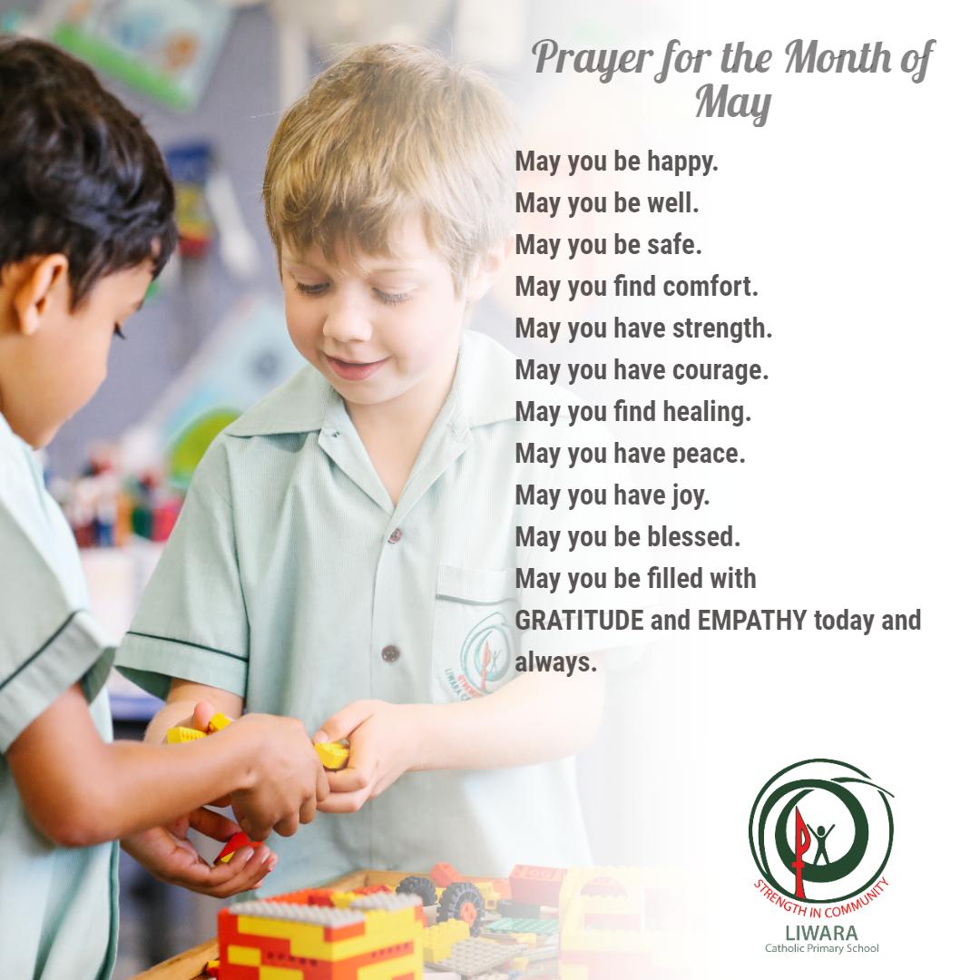 Prayer - May
