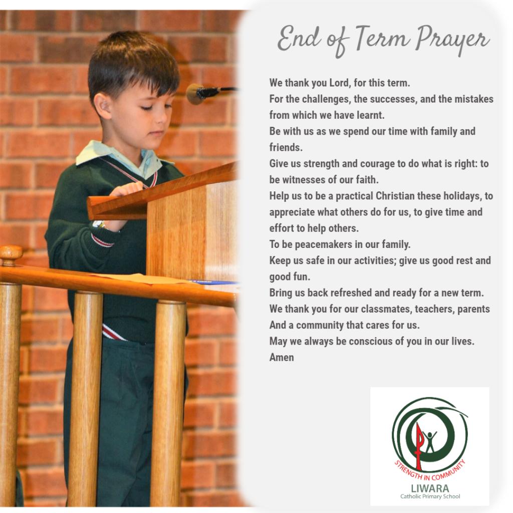 Prayer - Patience