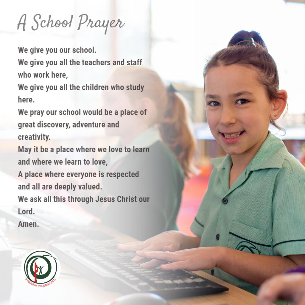 Prayer - Primary - 2