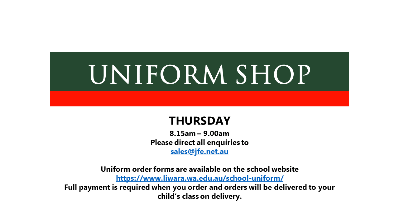 Uniform Shop1