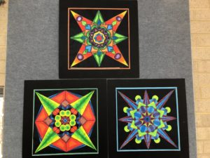 Year 6 Kaleidoscopic examples
