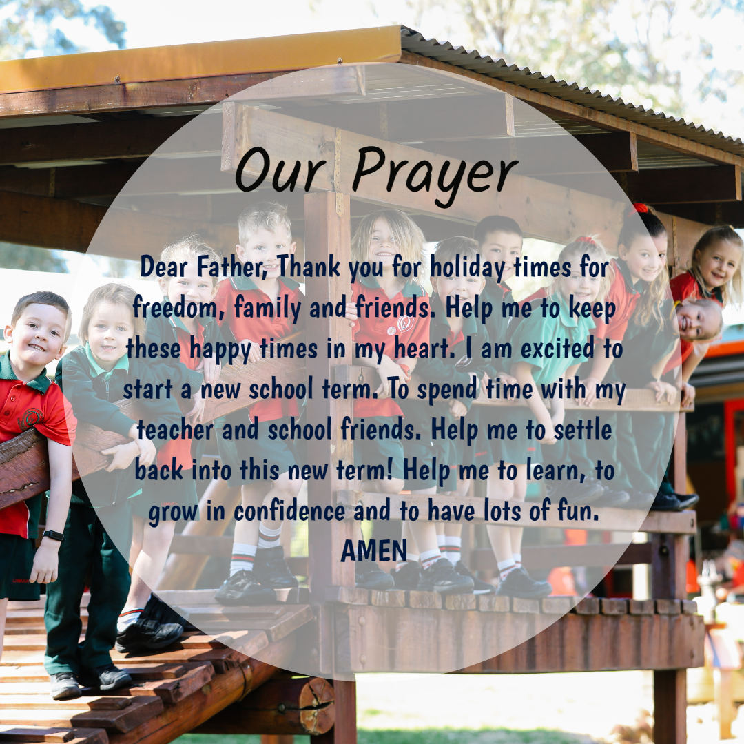 term 4 prayer